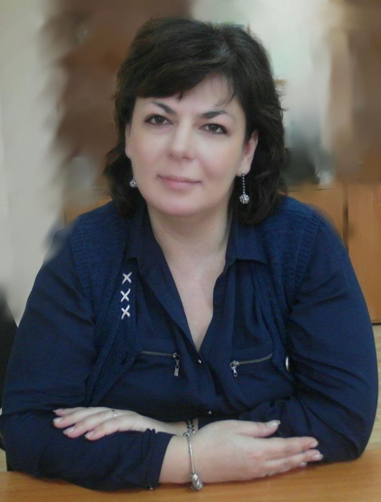 Лисовая Елена